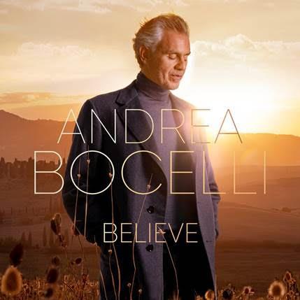 ANDREA BOCELLI : BELIEVE