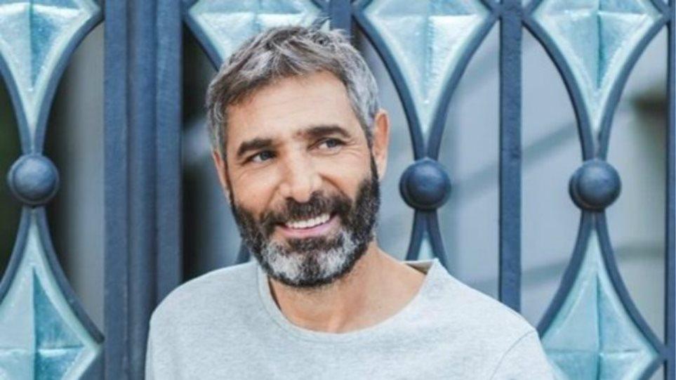 """Ο Θοδωρής Αθερίδης αποκάλυψε για πρώτη φορά ποιος θα του έπαιρνε το ρόλο στο """"Σ' αγαπώ με αγαπάς"""""""