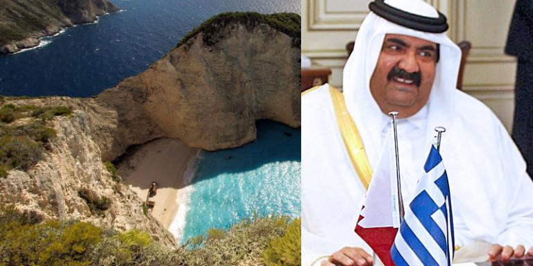 Έκταση-φιλέτο πούλησε ο Εμίρης του Κατάρ στην Ζάκυνθο