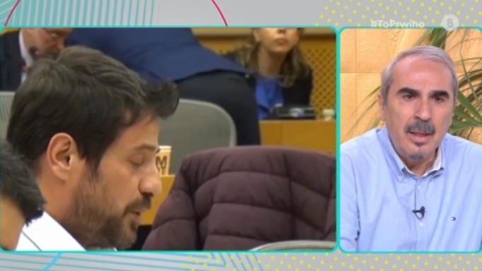 """Κόντρα άνευ προηγουμένου Περρή-Γεωργούλη! """"Ως ευρωβουλευτής να μην σχολιάζει τα πρωινάδικα"""""""