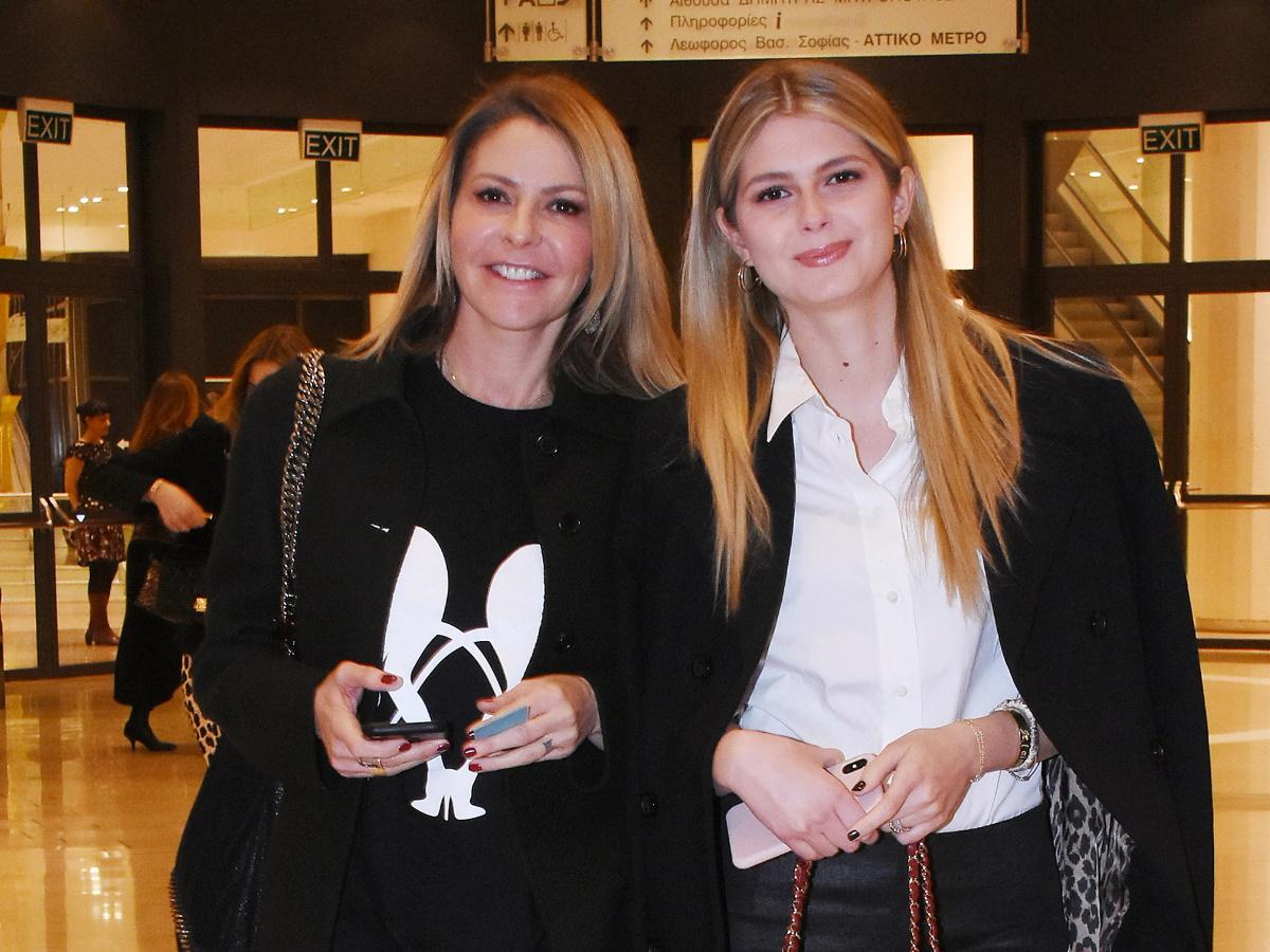 Αμαλία Κωστοπούλου: Εκθαμβωτική σε βραδινή έξοδο στο Τέξας