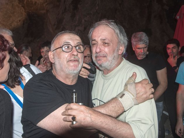 """Η εξομολόγηση ψυχής του Ανδρέα Μικρούτσικου για τον αδερφό του: """"Όταν έφυγε ο Θάνος έχασα το έδαφος κάτω από τα πόδια μου"""""""