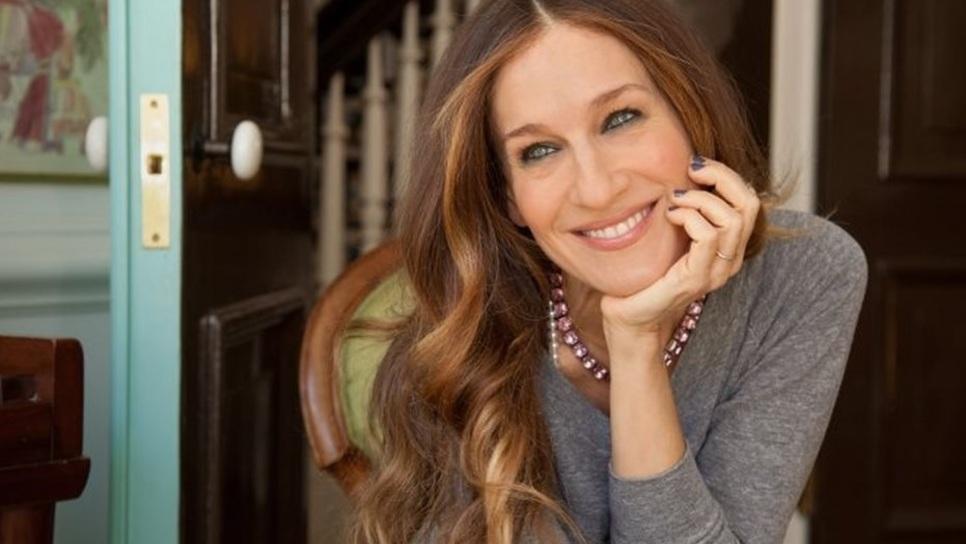 Σάρα Τζέσικα Πάρκερ: Συνδύασε το μπουφάν της χρονιάς με.. ροζ γόβες! - Το αποτέλεσμα μοναδικό!