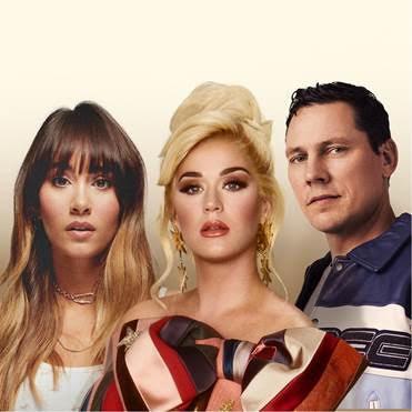 """Katy Perry, Tiësto, Aitana – """"Resilient"""""""