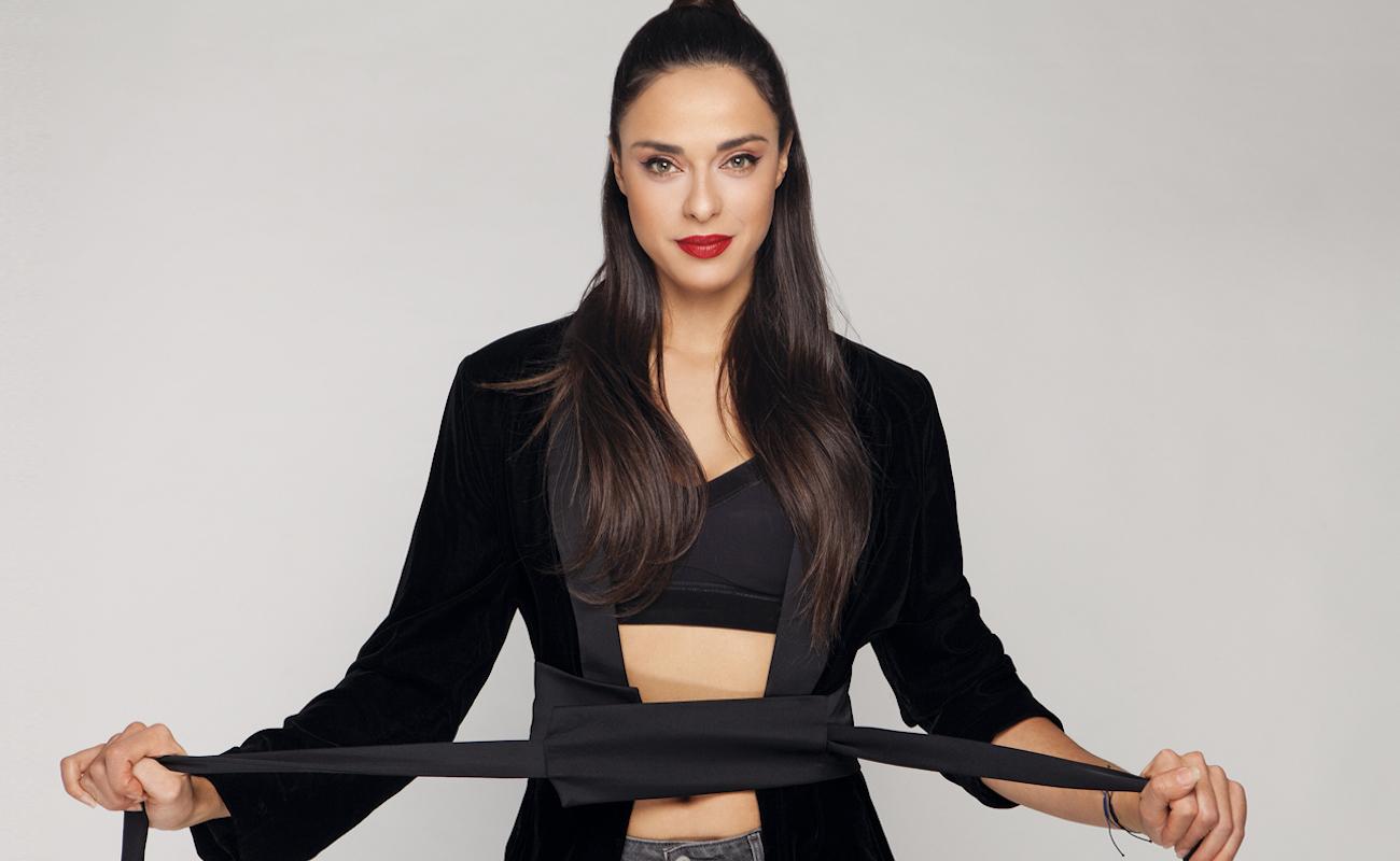 Ευαγγελία Συριοπούλου: Όταν η ηθοποιός πρωταγωνιστούσε σε βίντεο κλιπ του Stavento!