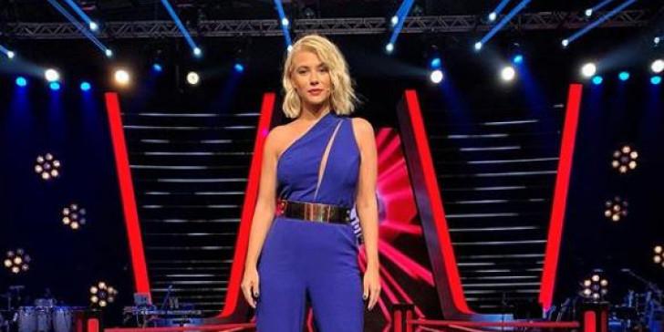 """Λάουρα Νάργες: Η επίσημη ανακοίνωση για την επιστροφή της στο """"The Voice"""""""