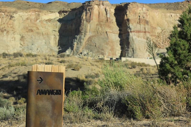 Amangiri : Στα άδυτα του κορυφαίου ξενοδοχείου των διασήμων