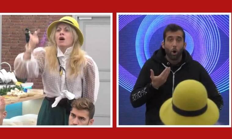 Ένταση και τσακωμοί στο σπίτι του Big Brother