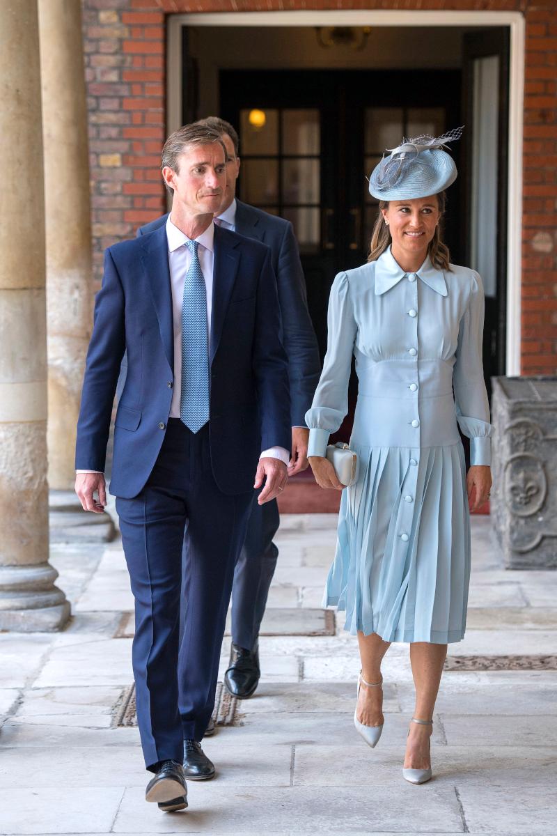 Έγκυος στο δεύτερο της παιδί είναι η Πίπα Μίντλετον;