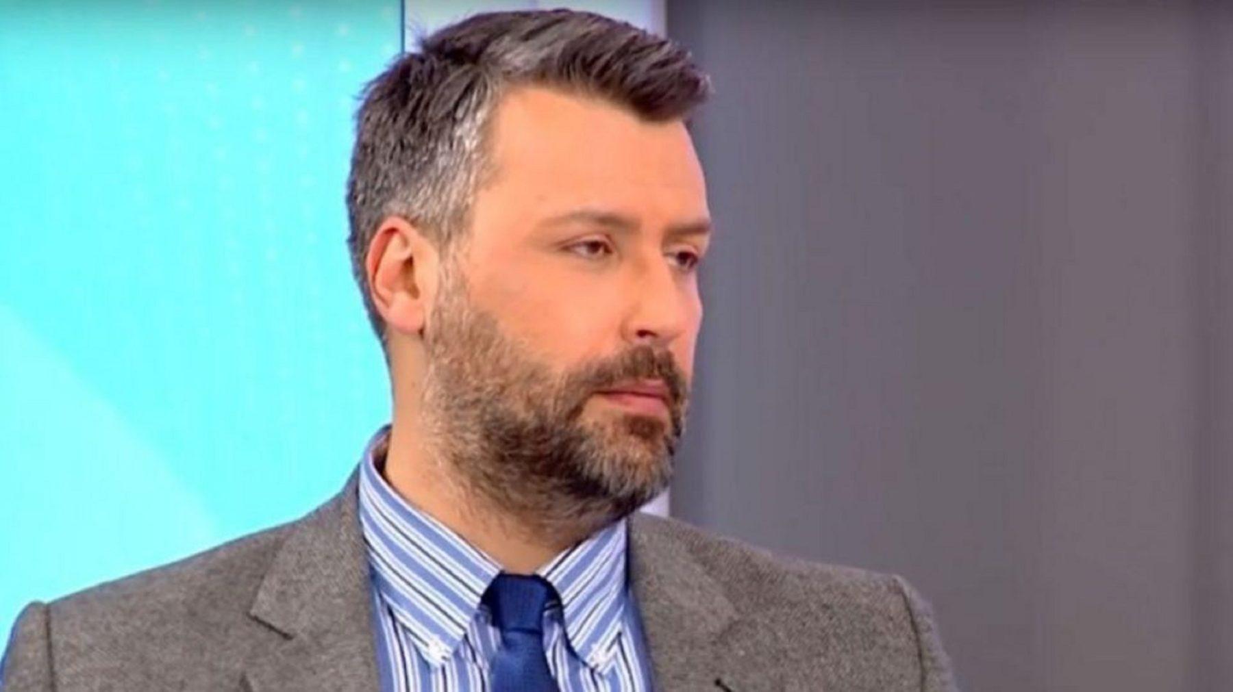 Γιάννης Καλλιάνος: δύσκολες ώρες για τον μετεωρολόγο - Νοσηλεύεται ο αδερφός του με κορονοϊό