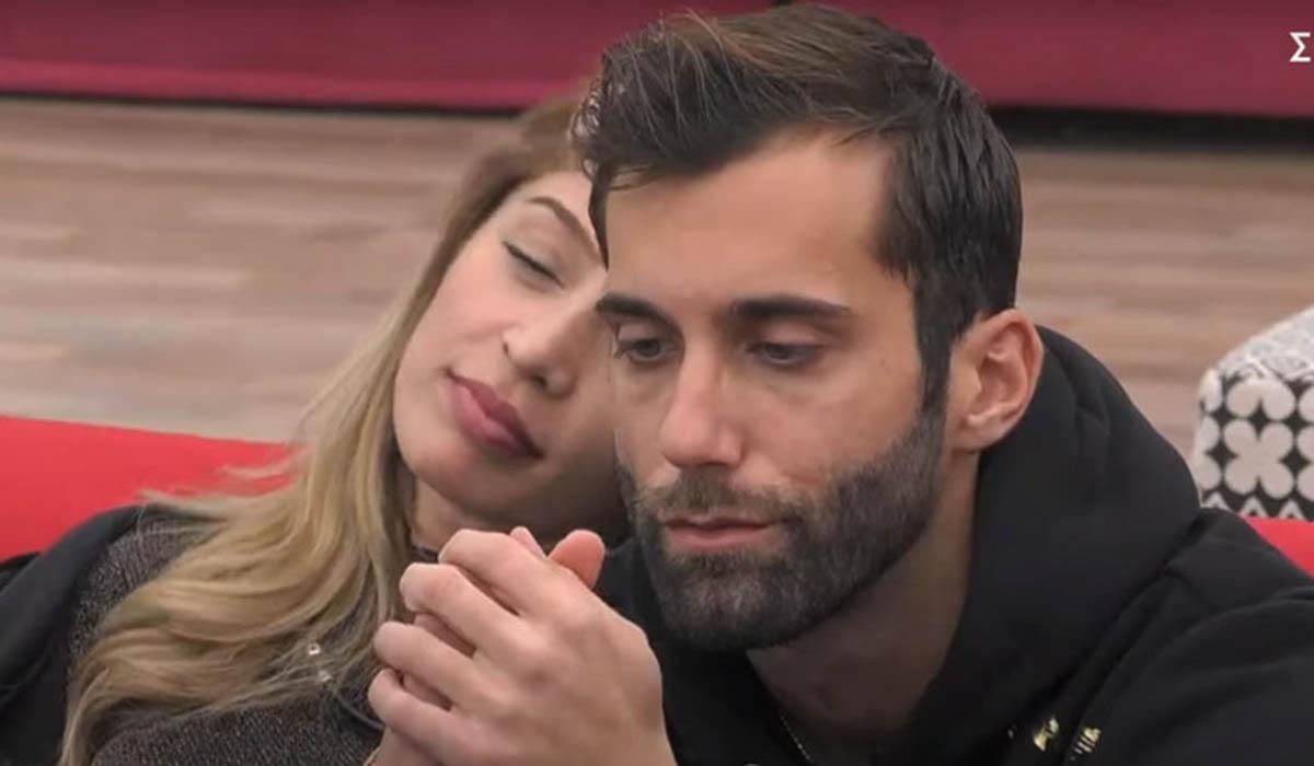 Σοφία Δανέζη - Δημήτρης Κεχαγιάς: η πρώην παίκτρια του Big Brother απάντησε καταφατικά στην ερώτηση αν ο Δημήτρης είναι καλός εραστής!