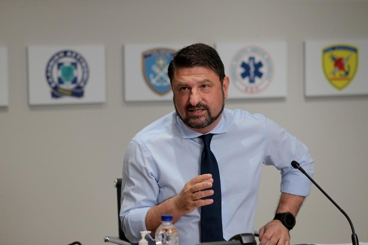 Νίκος Χαρδαλιάς: Βαρύ πένθος για τον Υφυπουργό Πολιτικής Προστασίας
