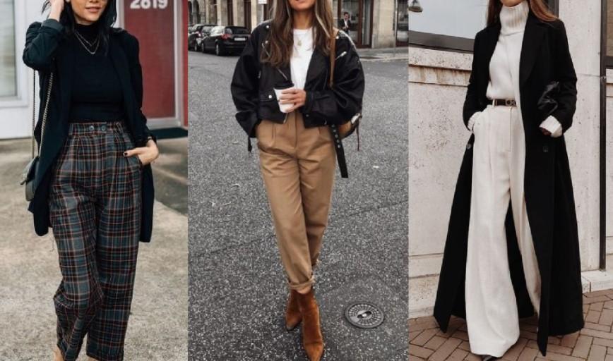 Τάσεις 2021: αυτά είναι τα παντελόνια που θα φορεθούν μετά την πανδημία - Τέλος στα skinny!