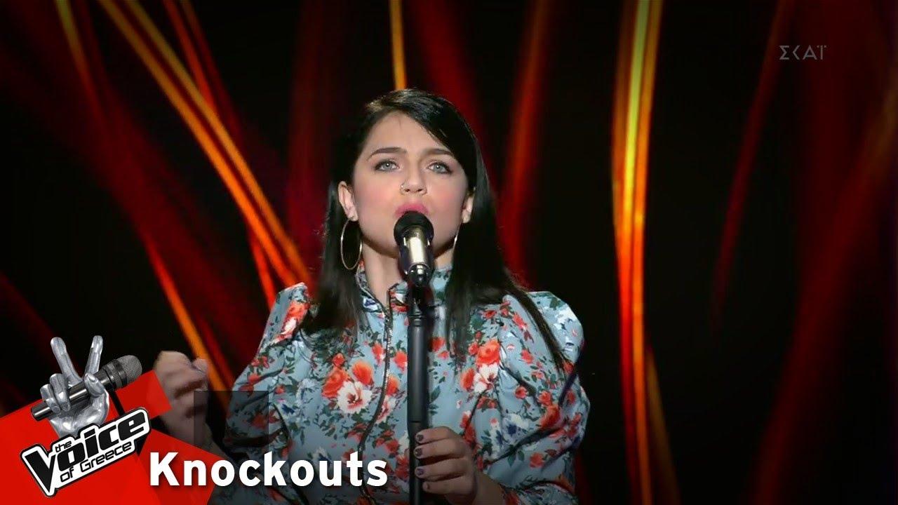 Παναγιώτα Βεργίδου: η διαγωνιζόμενη του The Voice που έγραψε τραγούδι για την Έλενα Παπαρίζου