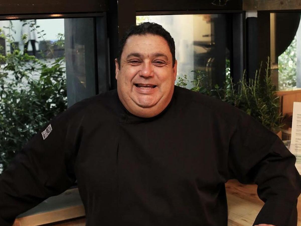 Χριστόφορος Πέσκιας: Άλλος άνθρωπος ο σεφ! Έχασε 35 κιλά στην καραντίνα