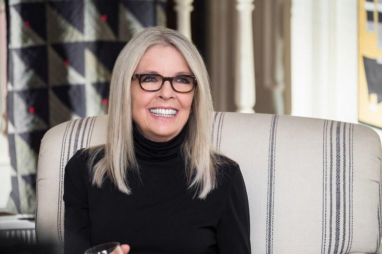 Νταϊάν Κίτον: έγινε 75 κι αποδεικνύει ότι οι αισθητικές επεμβάσεις δεν είναι απαραίτητες σε μια γυναίκα κι ότι το στιλ δεν έχει ηλικία