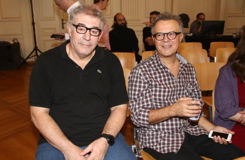 Μιχάλης Ρέππας - Θανάσης Παπαθανασίου: Ποια θεατρική τους παράσταση γίνεται σειρά στο Mega;