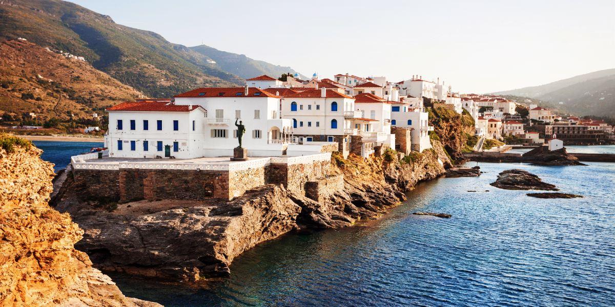 New York Times:  ένα ελληνικό νησί στη λίστα τους με τους 52 καλύτερους προορισμούς για το 2021