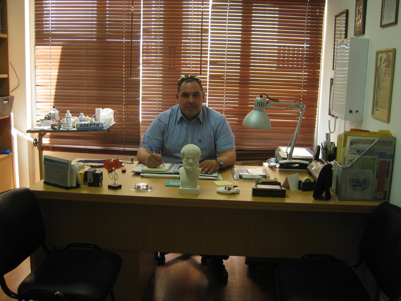 Covid 19 - Δρ Διονύσιος Πινιαλίδης, Χειρουργός Λαπαροσκόπος