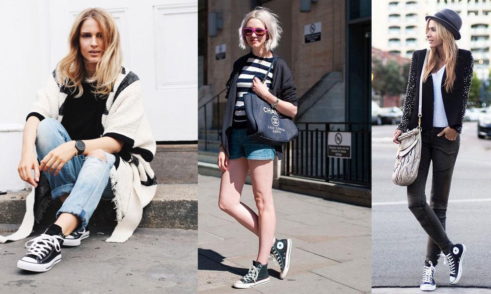 Τα κλασικά sneakers που δεν αποχωρίζονται ποτέ οι influencers