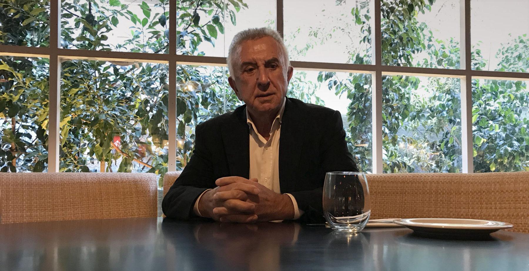 Αργύρης Παπαργυρόπουλος: «Κάποιοι εκμεταλλεύτηκαν τον χώρο του θεάματος και βλέπουμε αυτά που βλέπουμε»