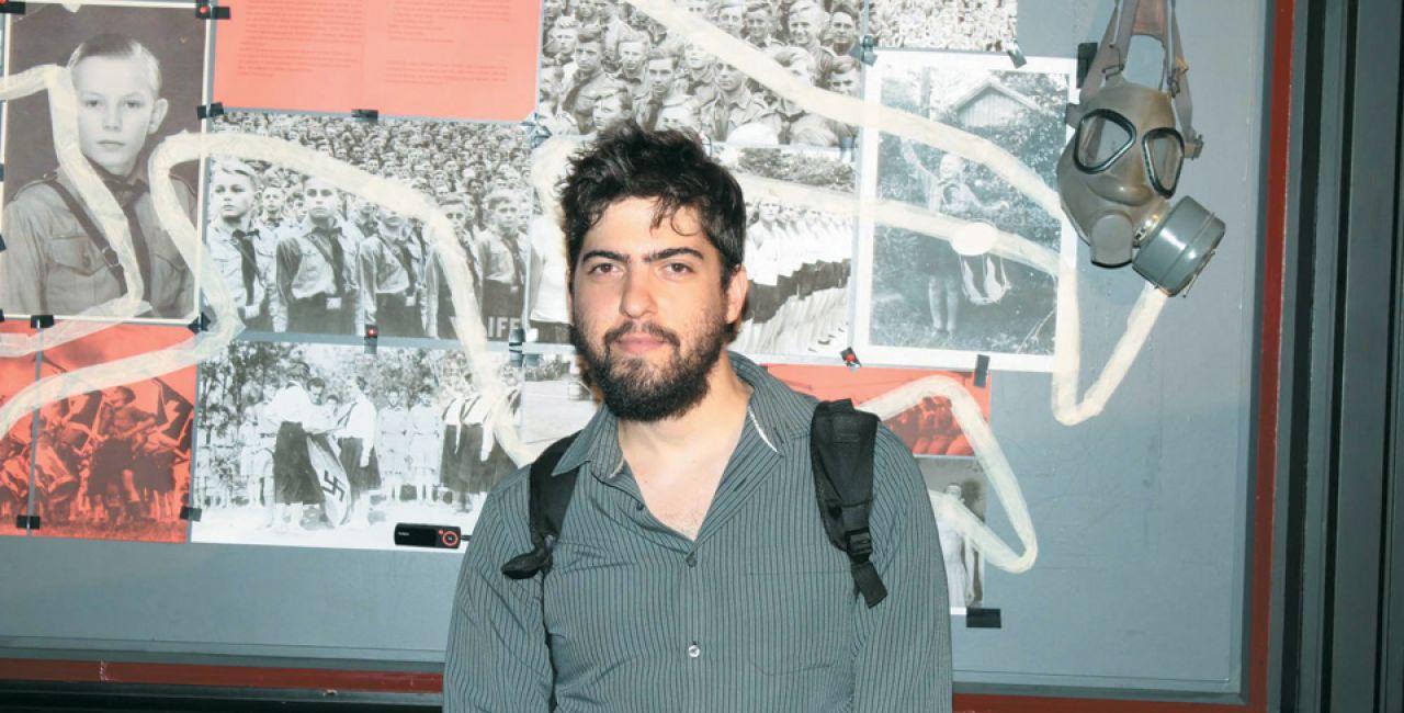 """Ο Δημήτρης Καραντζάς για τη δήλωση του Κούγια: «Η φράση """"επαγγελματίες"""" ομοφυλόφιλοι προσβάλει συλλήβδην τους ομοφυλόφιλους»"""