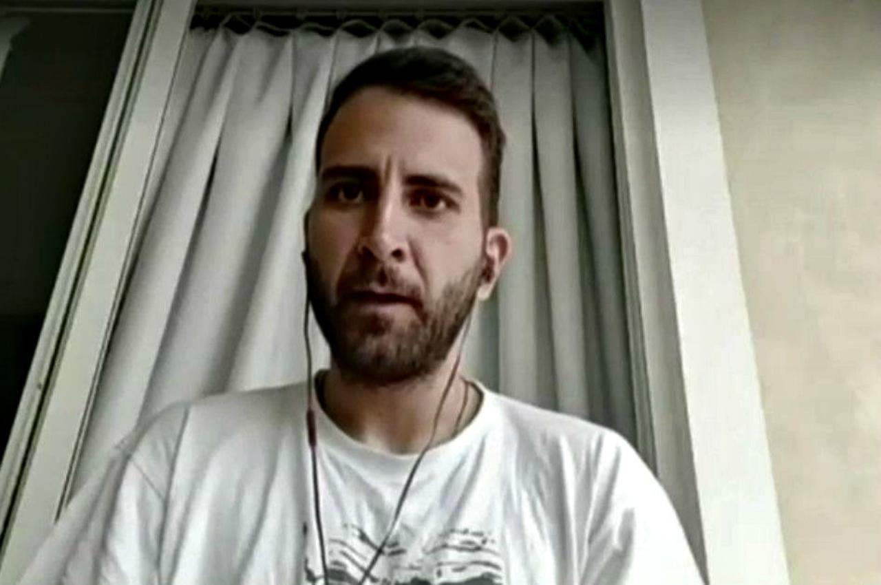 Δημήτρης Μακρόπουλος - Survivor: ο Τριαντάφυλλος μου έκανε πλάκα, με τον Ηλία πήγε να γίνει κάτι αλλά τα βρήκαμε