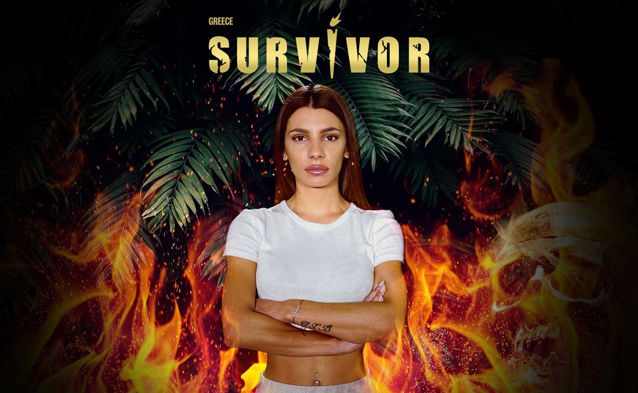 Survivor: Έξαλλη με την παραγωγή η Μαριαλένα για τον Κατσούλη! «Γιατί φέρατε εδώ τον πρώην μου;»