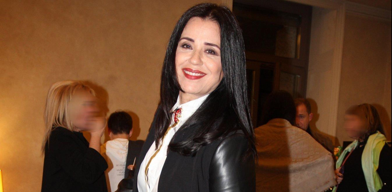 Μαρία Τζομπανάκη: δηλώνει ευτυχισμένη περιμένοντας το πρώτο της εγγόνι