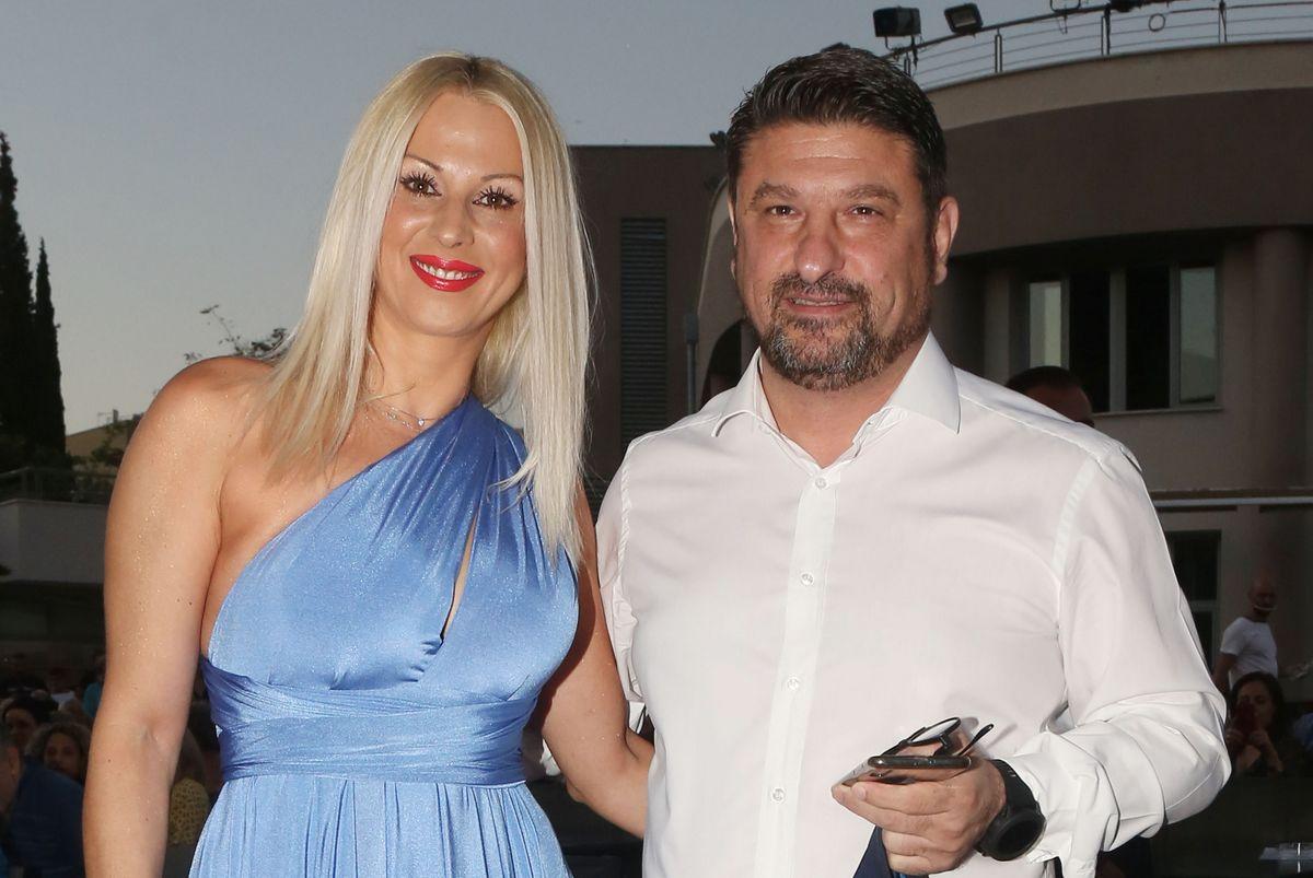 Νίκος Χαρδαλιάς: η σύζυγός του, Γιώτα Παναγιωτοπούλου, δηλώνει ακόμη τρελά ερωτευμένη μαζί του