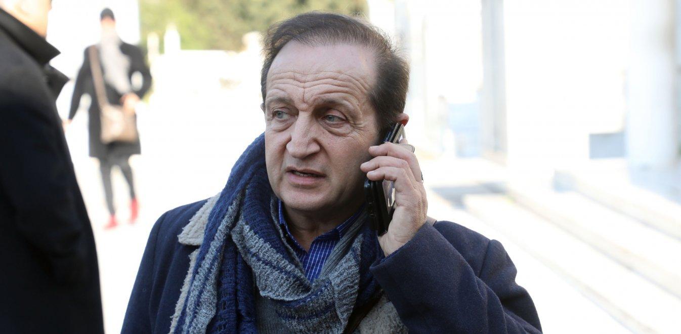 Σπύρος Μπιμπίλας: «Για τη μετριότητά μου ως ηθοποιός απάντησε όλη η Ελλάδα»