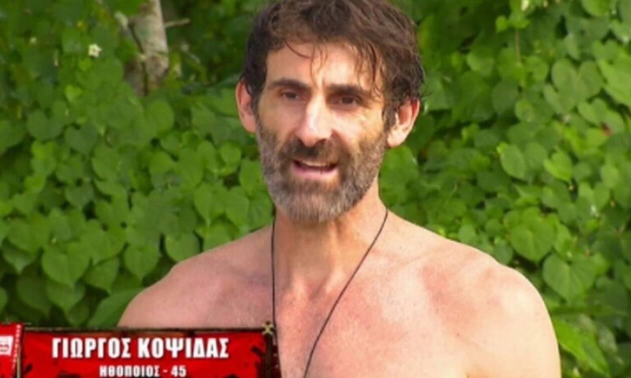 Survivor: Σοκ! Τι έπαθε το πρόσωπο του Γιώργου Κοψιδά;