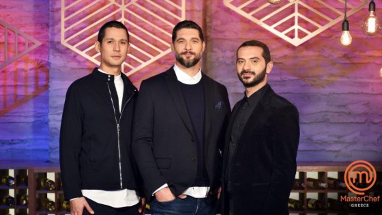 Βραδινή ζώνη-ποσοστά τηλεθέασης: MasterChef εναντίον Σπύρου Παπαδόπουλου