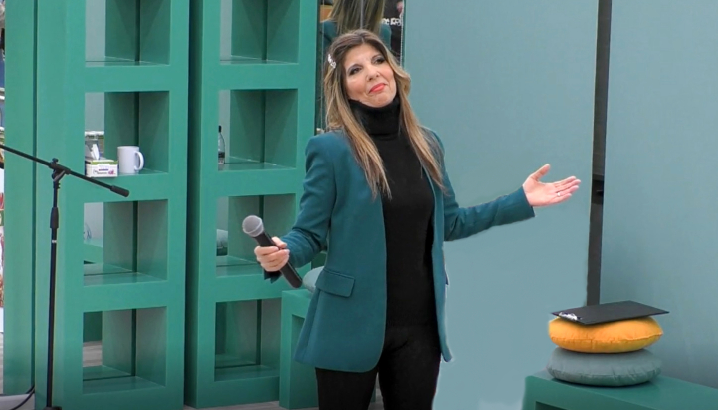 House of Fame La Academia : Η Κατερίνα Στανίση μπαίνει στην Ακαδημία!