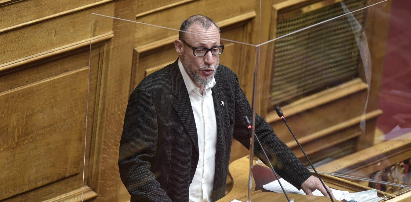 Κλέων Γρηγοριάδης: Στη Βουλή για τον Δημήτρη Λιγνάδη - «Έχει βουίξει ο τόπος ότι είχε παιδεραστικές τάσεις και όσοι συνεργαστήκαμε μαζί του το γνωρίζουμε»