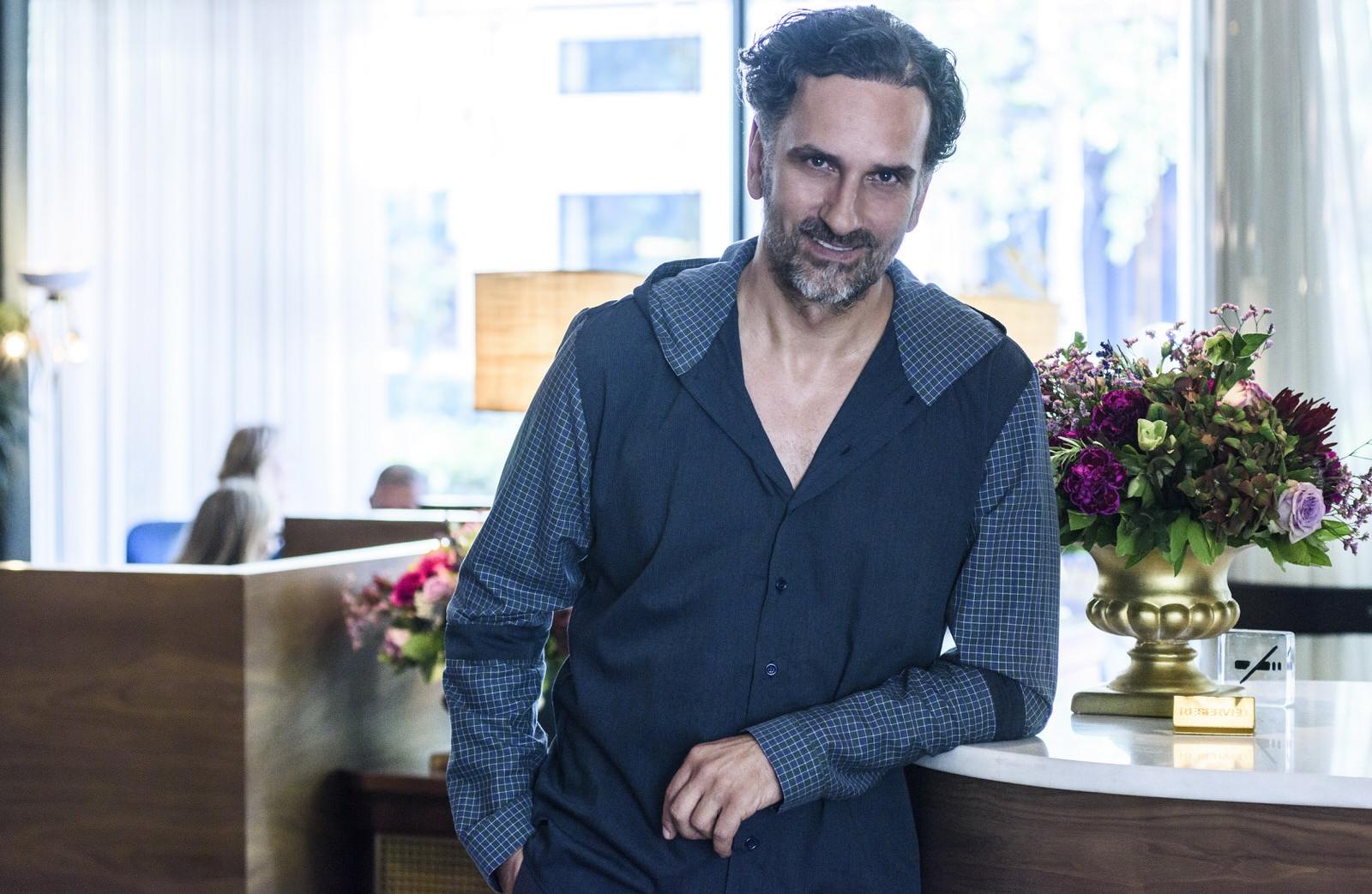 Νίκος Ψαρράς: «Γιατί να είναι ο καθένας ηθοποιός; Εγώ μπορώ να κάνω ένα χειρουργείο; Πώς θα βγεις;»