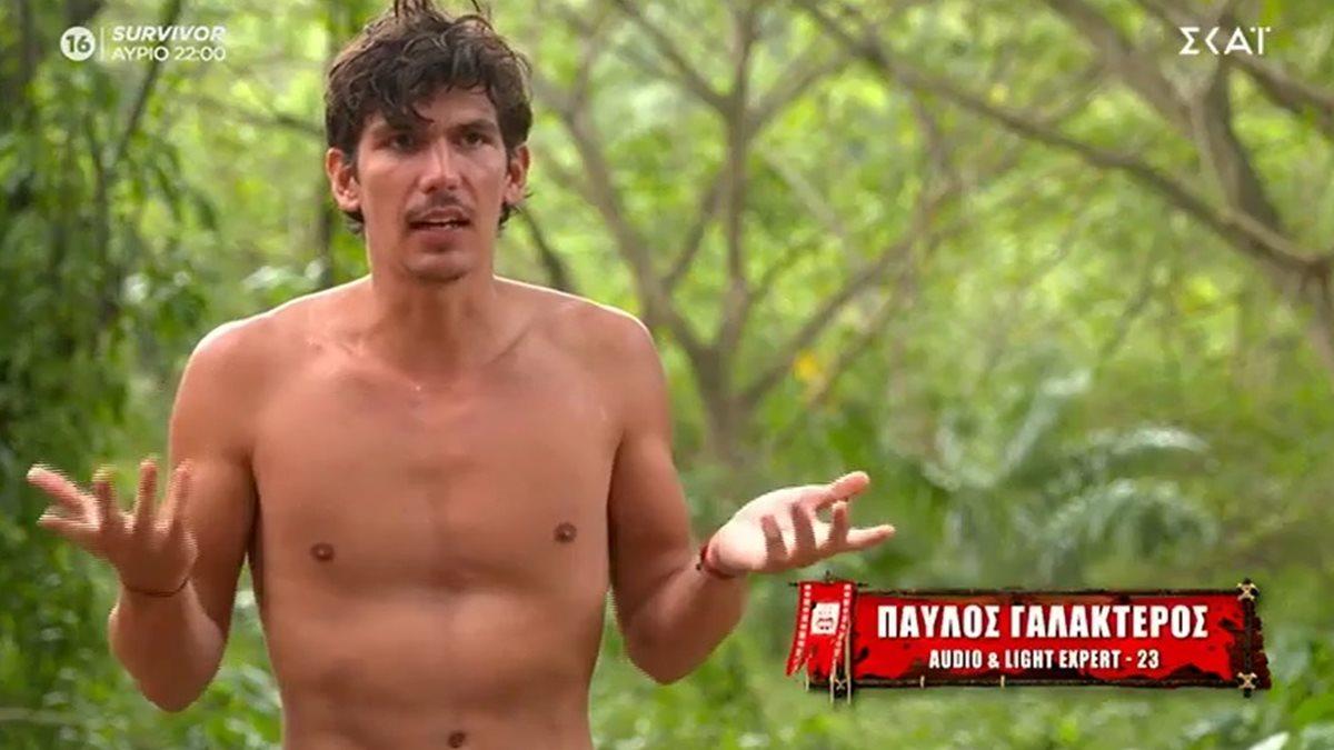 Survivor 4: αποχώρησε το «καλό παιδί» από το Survivor