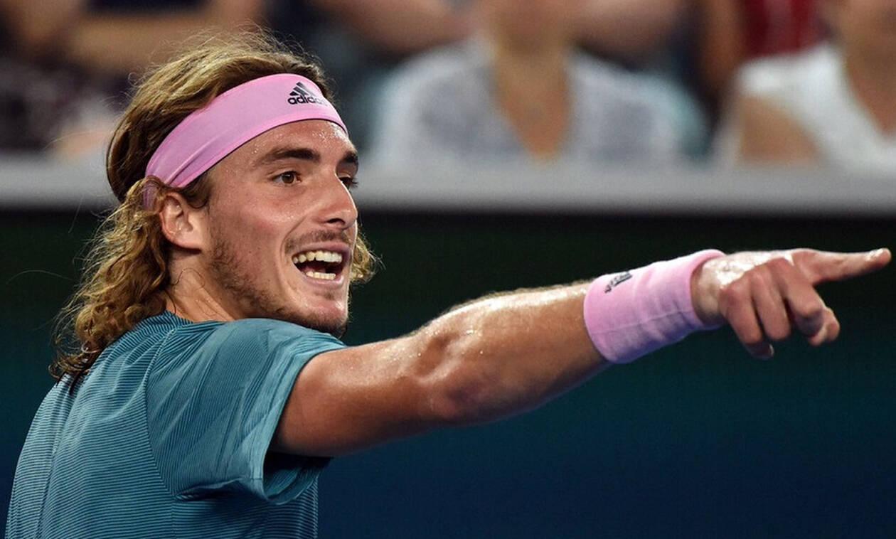 Στον τελικό του Roland Garros ο Στέφανος Τσιτσιπάς