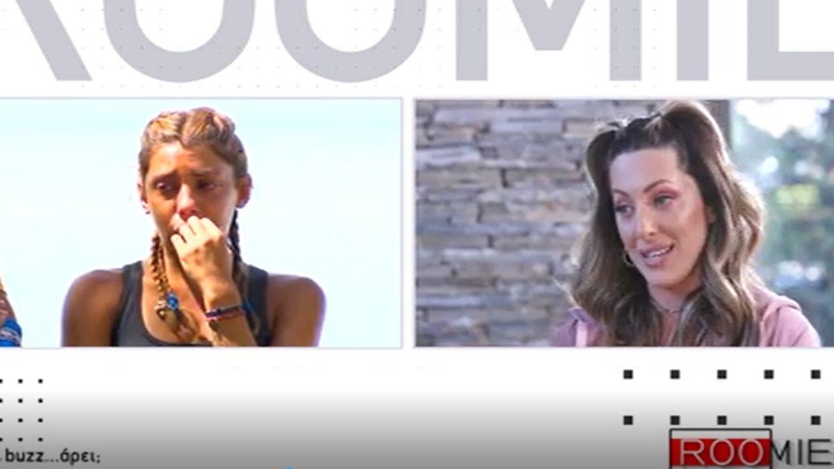 Λεάνα Μάρκογλου: η σύζυγος του Πάνου Καλλίδη ξεκαθαρίζει ποια είναι η σχέση τους με τον Γιώργο Λιβάνη, τον Σάκη Κατσούλη και τη Μαριαλένα Ρουμελιώτη από το Survivor 4 (βίντεο)
