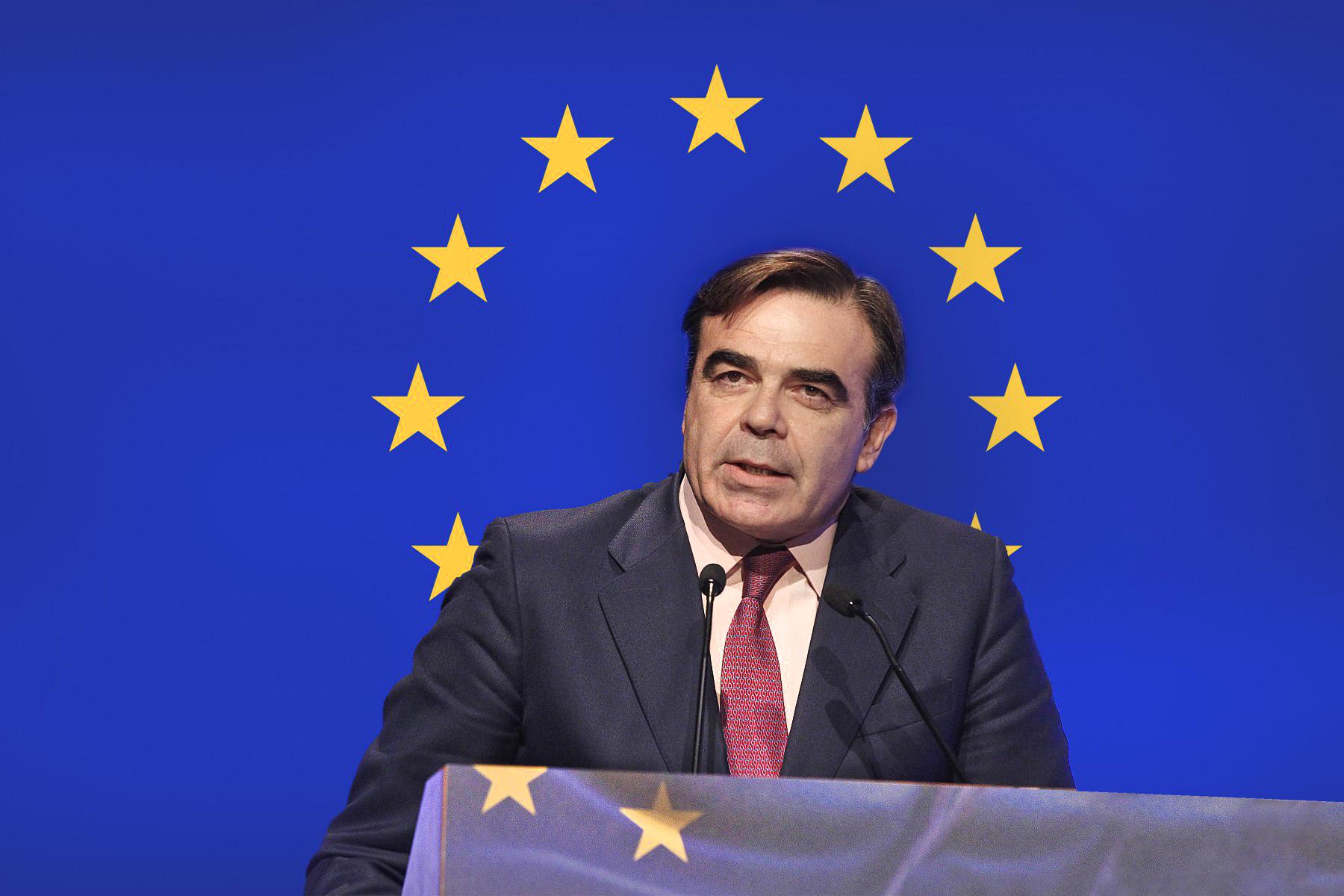 Μαργαρίτης Σχοινάς στην ΕΡΤ: Μέχρι το τέλος Ιουνίου 400 εκατομμύρια δόσεις εμβολίων στην ΕΕ