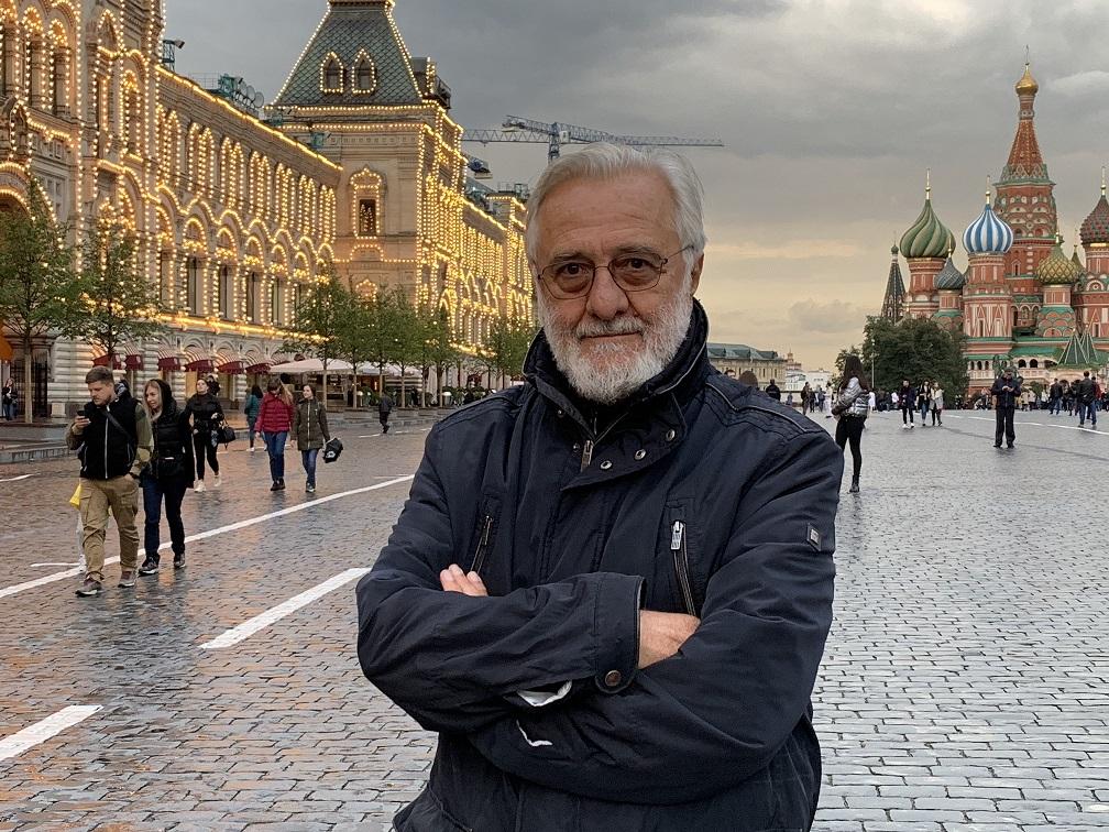 """Συμμετοχή της Ρωσίας στην ταινία """"Καποδίστριας"""" του σκηνοθέτη Γιάννη Σμαραγδή"""