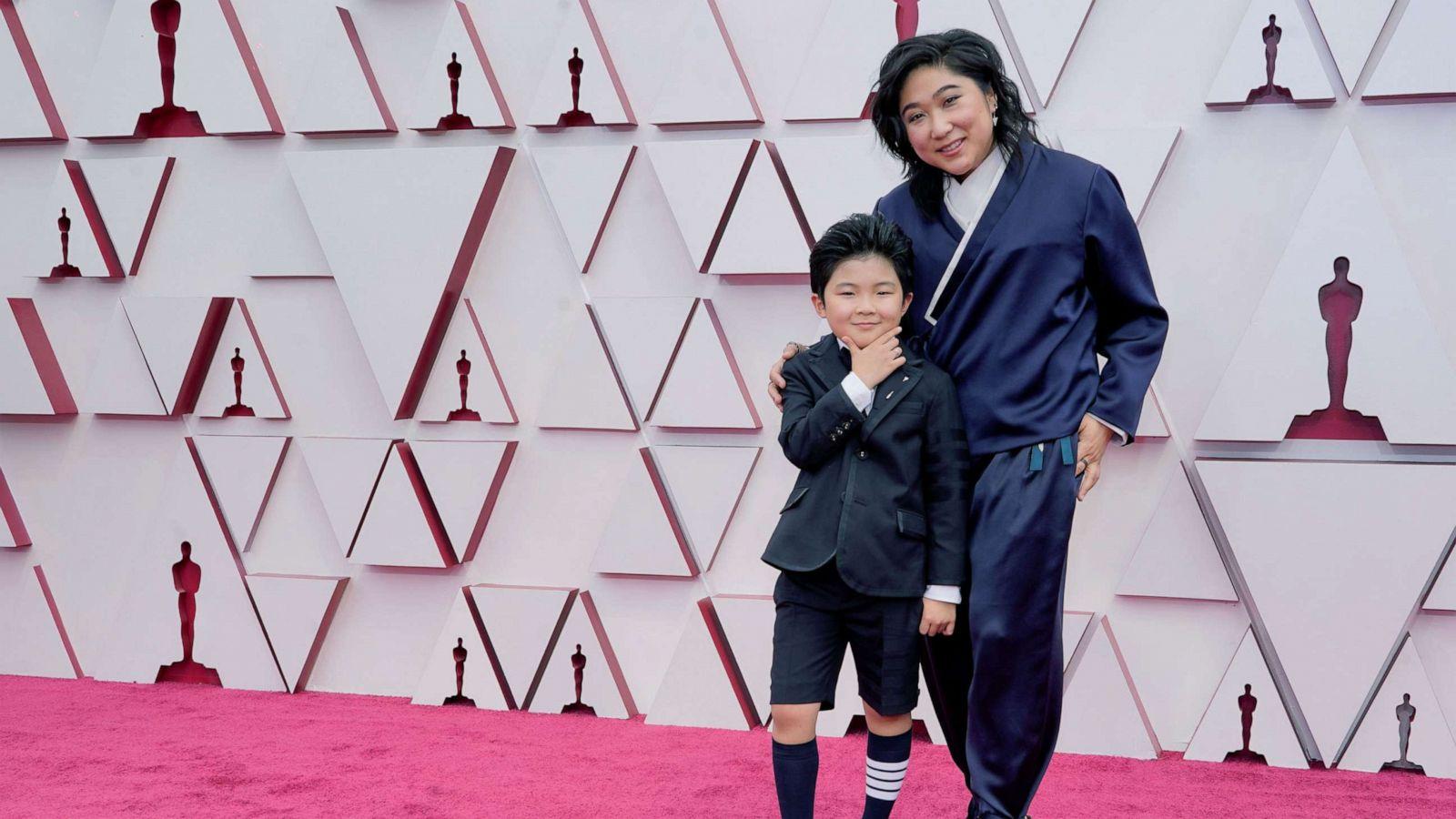 Άλαν Κιμ: ο μικρούλης που έκλεψε την παράσταση στη τελετή απονομής των βραβείων Όσκαρ