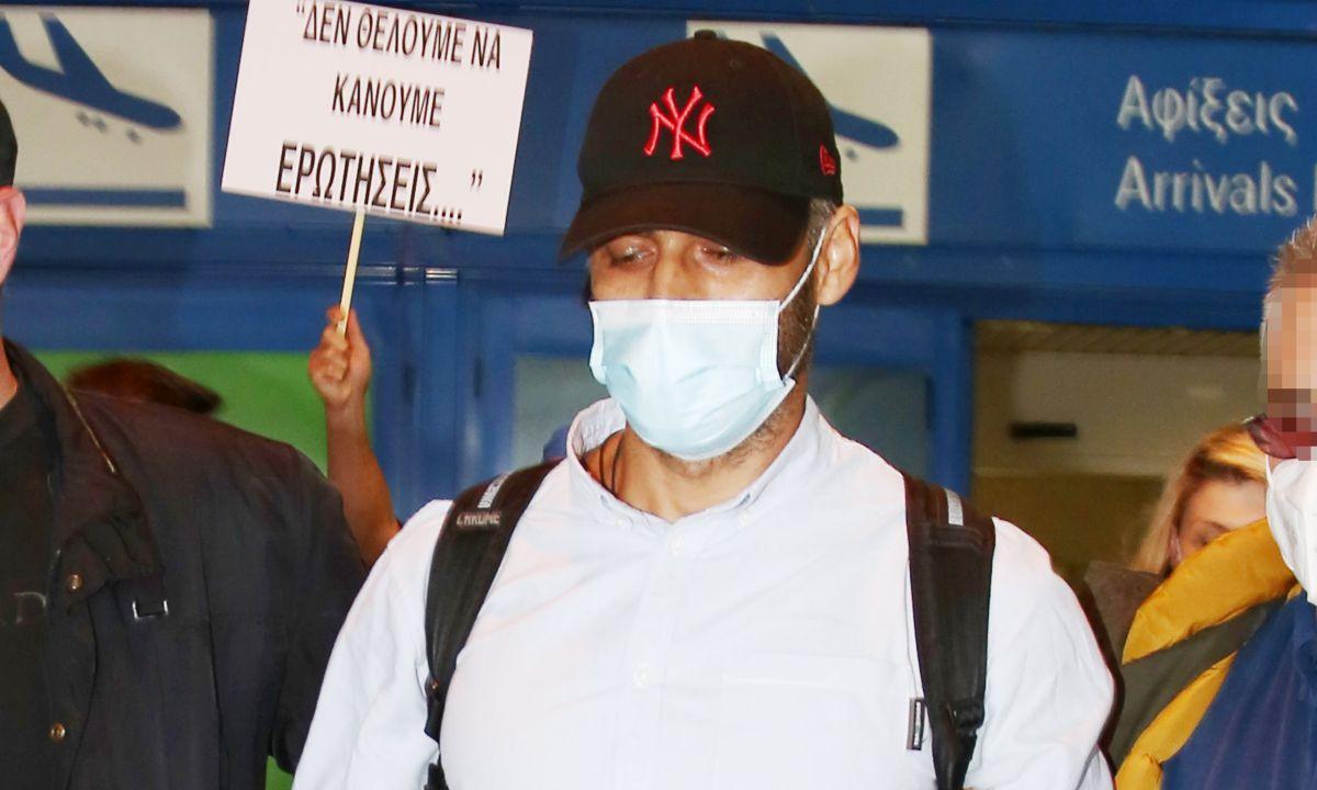 Survivor 4 - Αλέξης Παππάς: η επιστροφή στην Ελλάδα και τα παρατράγουδα στο αεροδρόμιο (φωτο)