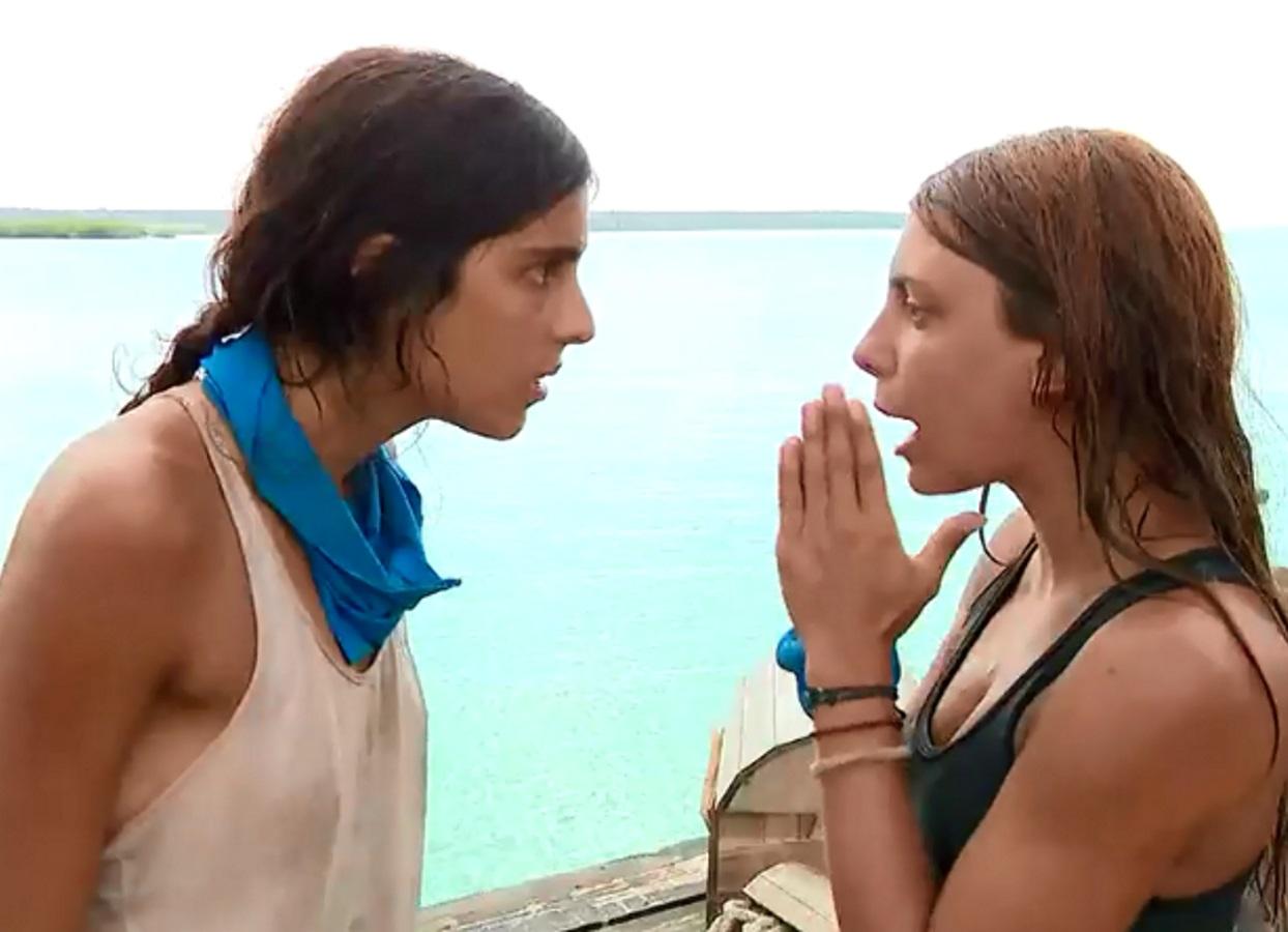 Survivor 4: Απίστευτη αποκάλυψη της Άννας Μαρίας - «Φιλήθηκα με τη Μαριαλένα στο στόμα»