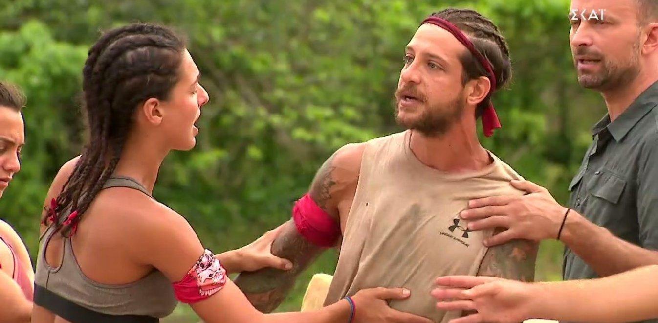 Survivor 4: Τραυματισμός ΣΟΚ για τον Ηλία! Μεταφέρεται με φορείο
