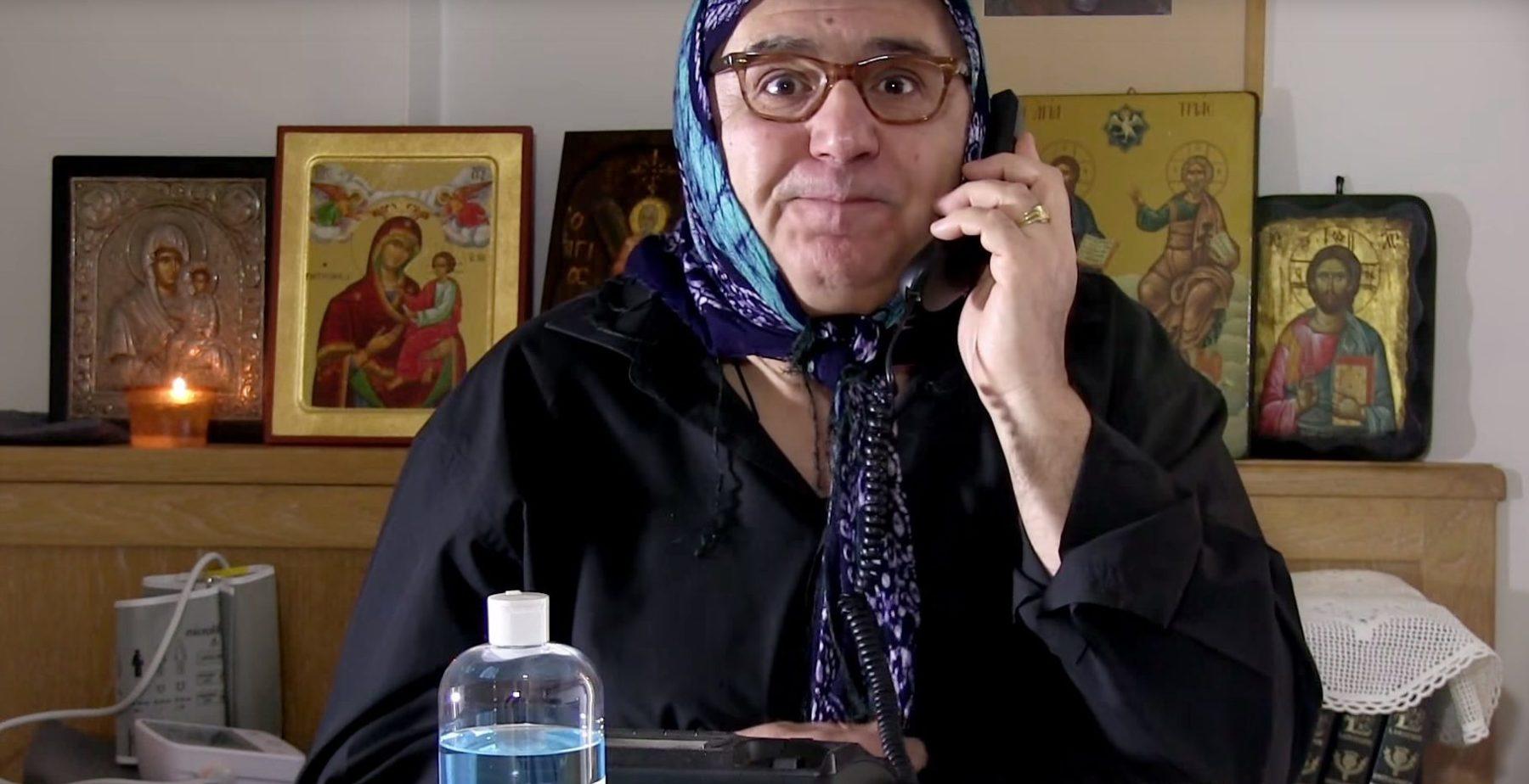 Ιεροκλής Μιχαηλίδης: «Η εκπομπή θα ονομάζεται The Grandmother γιατί αφεντικό γενικών καθηκόντων είναι η γιαγιά»