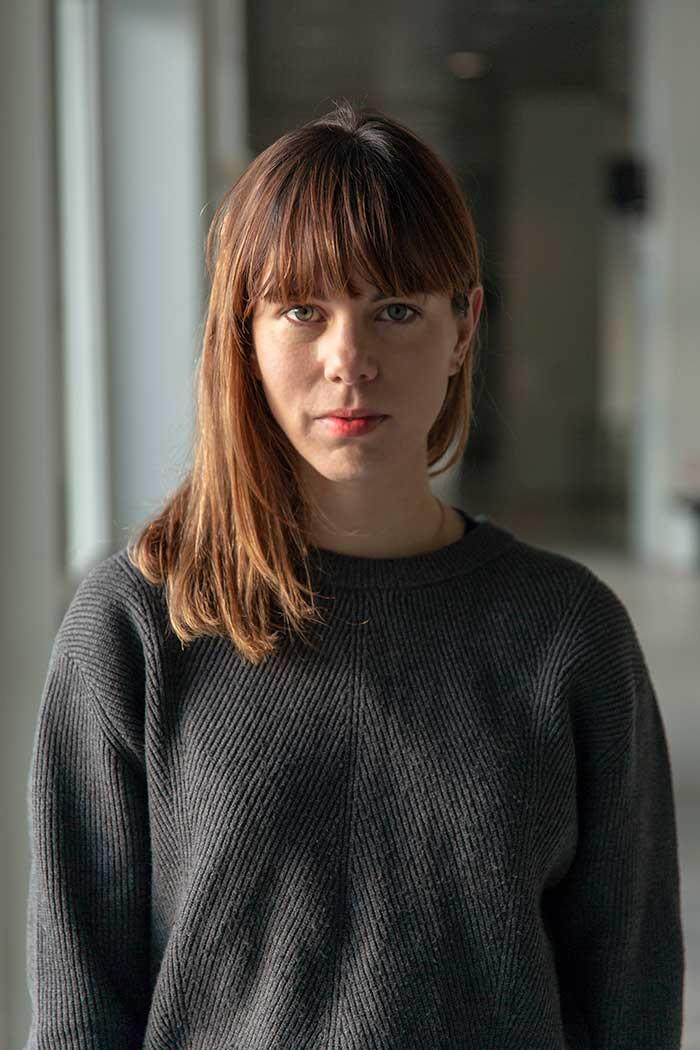 Λένα Μποζάκη - Αγγελική: «Η Χριστίνα είναι πολύ ερωτευμένη με τον Νικόλα. Θέλει πάρα πολύ να έρθει ένα θετικό, φωτεινό γεγονός στη ζωή της»