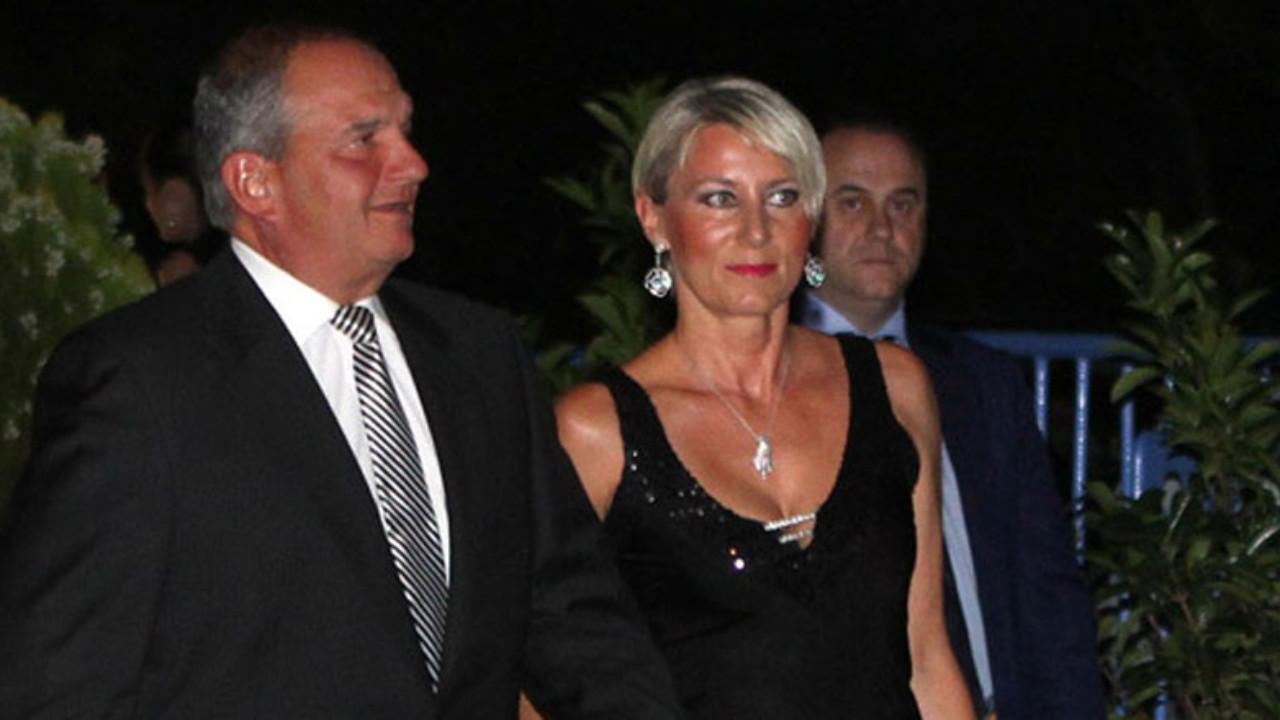 Νατάσα Παζαΐτη: έκλεισε τα 55 και το γιόρτασε (φωτογραφίες)