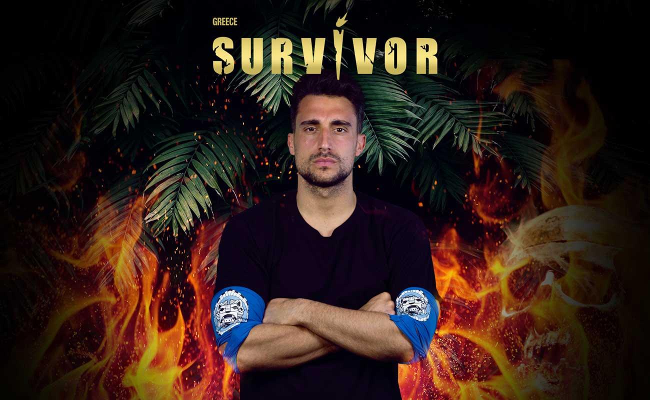 Σάκης Κατσούλης: Όλα όσα δεν ξέρετε για τον γόη του Survivor 4