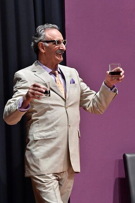 Σταμάτης Τζελέπης: «Ο Θανάσης Βέγγος ήταν ασύλληπτος ηθοποιός, τρελαμένος με την δουλειά του»